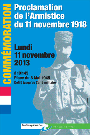 95e anniversaire du 11 novembre 1918. Rtemag12