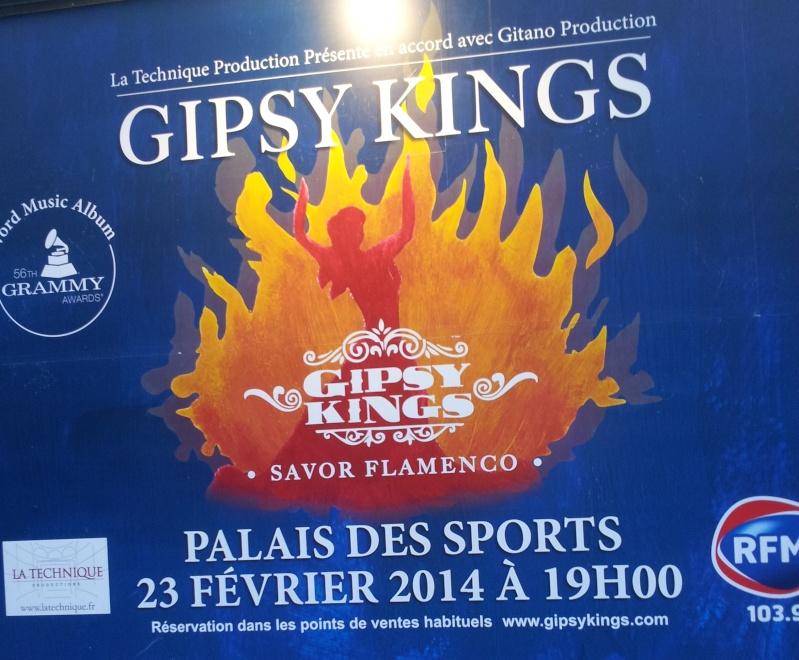 concert gipsy king 20140211