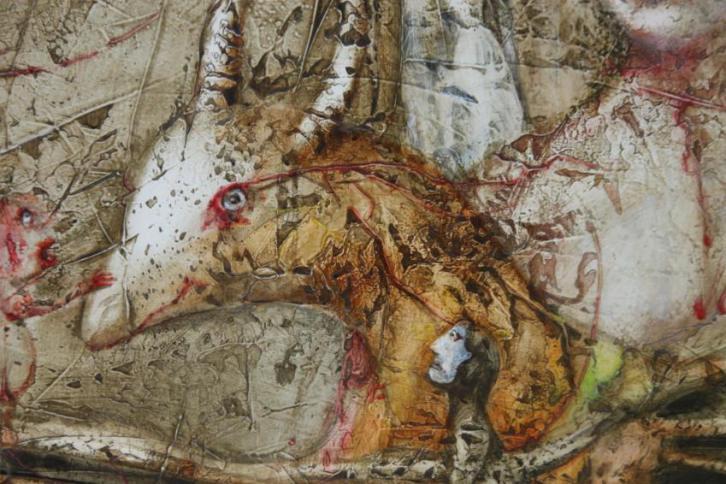 Hélène Lagnieu (Peintures, dessins et sculptures) Lagnie10