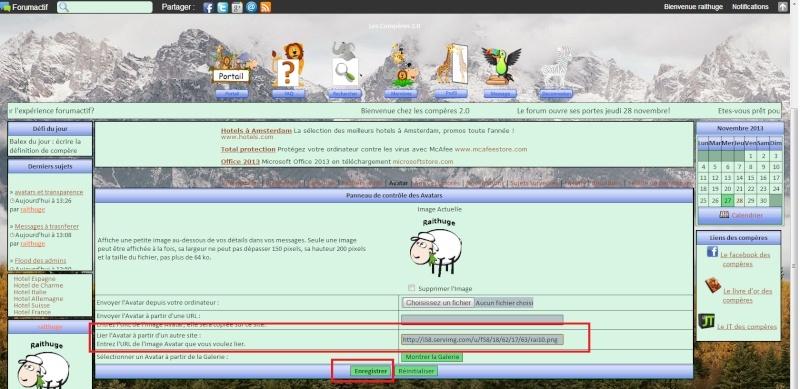 [aide] Mettre un avatar en transparence  210