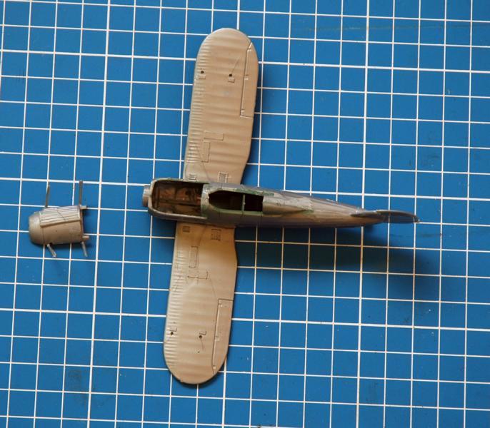 Gloster Gladiator 1/72 von Revell G210