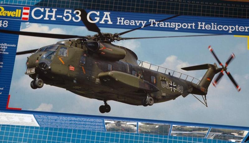 CH-53 GA in 1/48 von Revell K800_h12