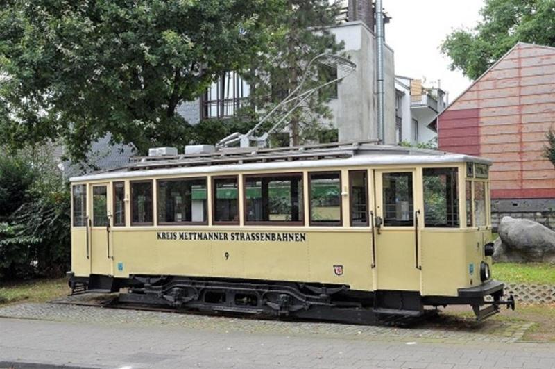 Strassenbahn in 1/35 Mett10