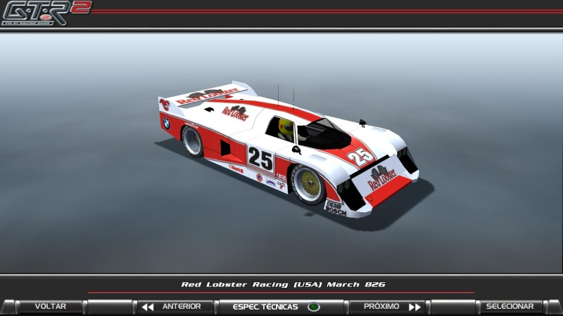 CAN-AM 42 CARS MOD / PORSCHE 936 AND LE MANS CARS 71-81 - Page 9 March_16