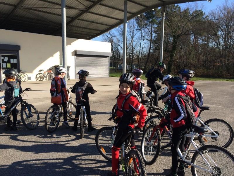 Samedi 08 mars à 9h30, reprise des cours de vtt à l'école 7 photos Photo_12