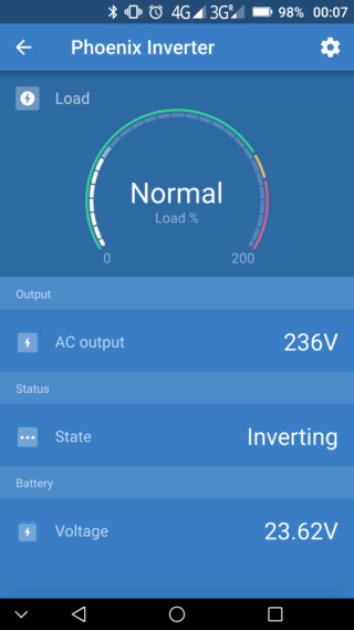 """Passage en mode """"Off-Grid"""" - Déconnecté du réseau électrique - Page 3 Screen12"""