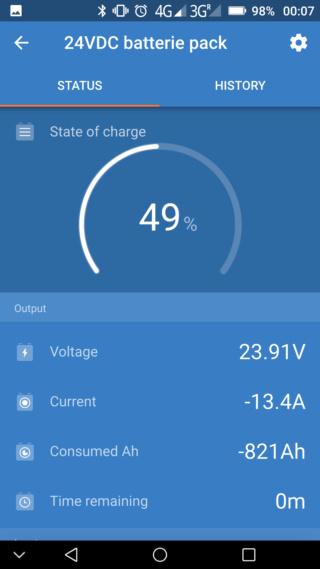 """Passage en mode """"Off-Grid"""" - Déconnecté du réseau électrique - Page 3 Screen13"""