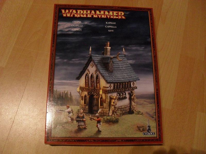 Warhammer Kapelle Sdc11710