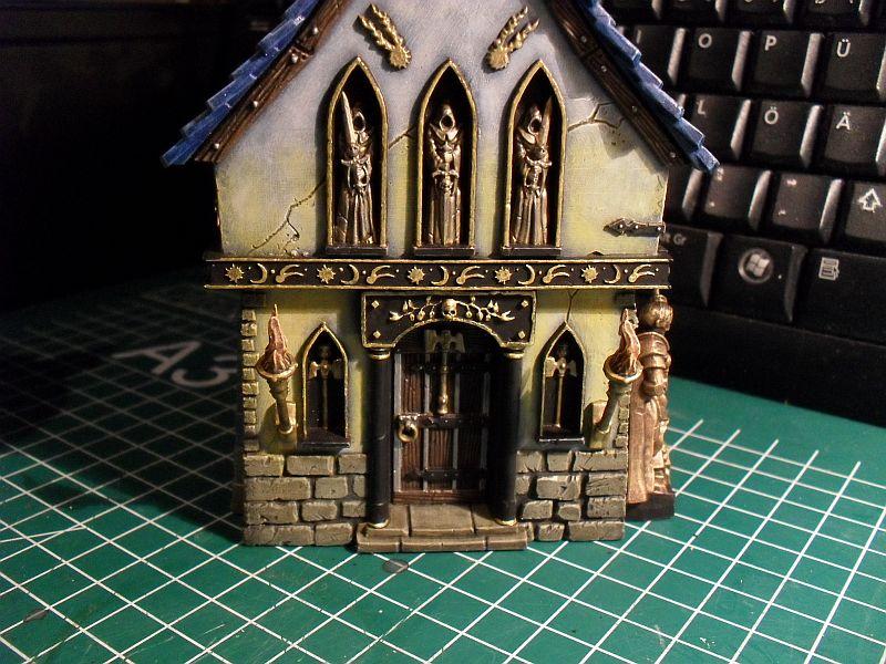 Warhammer Kapelle Sdc11910