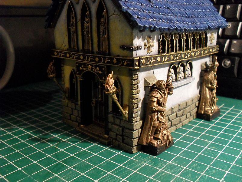 Warhammer Kapelle Sdc11911