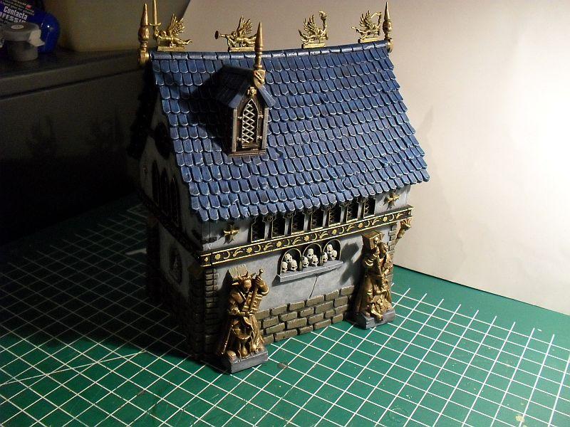 Warhammer Kapelle Sdc11912