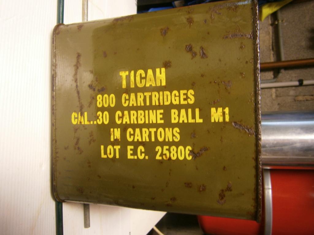 Boite 800 cartouches 30M1 P4190910