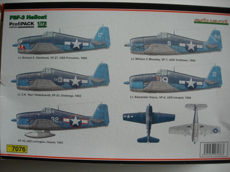Eduard - 1/72 - F6F-3 Hellcat Dscn3855