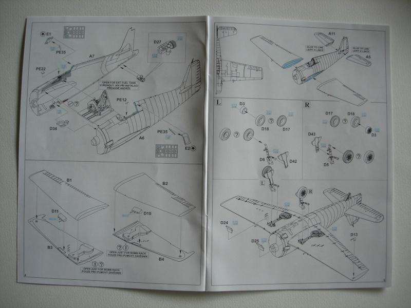 Eduard - 1/72 - F6F-3 Hellcat Dscn3858