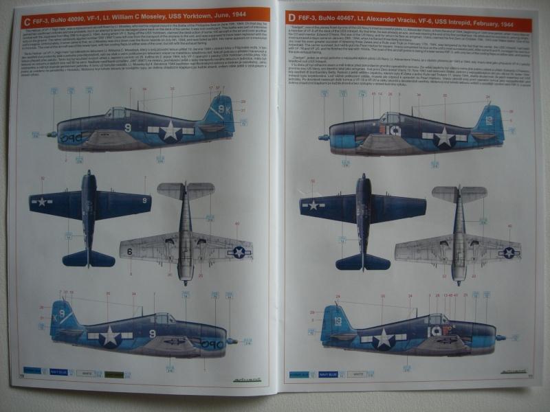 Eduard - 1/72 - F6F-3 Hellcat Dscn3861