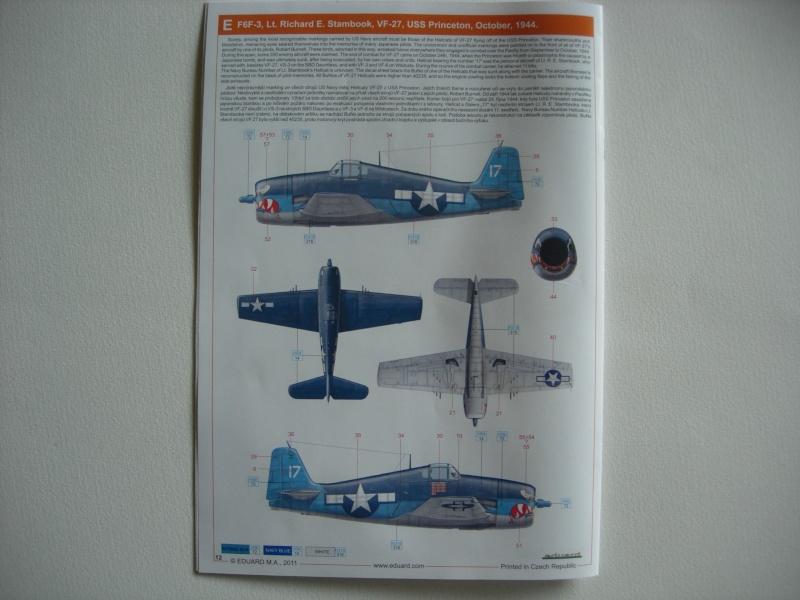 Eduard - 1/72 - F6F-3 Hellcat Dscn3862