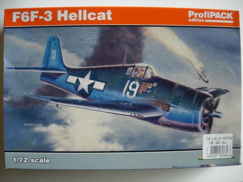 F6F-3 Hellcat - Eduard - 1/72 Dscn3871
