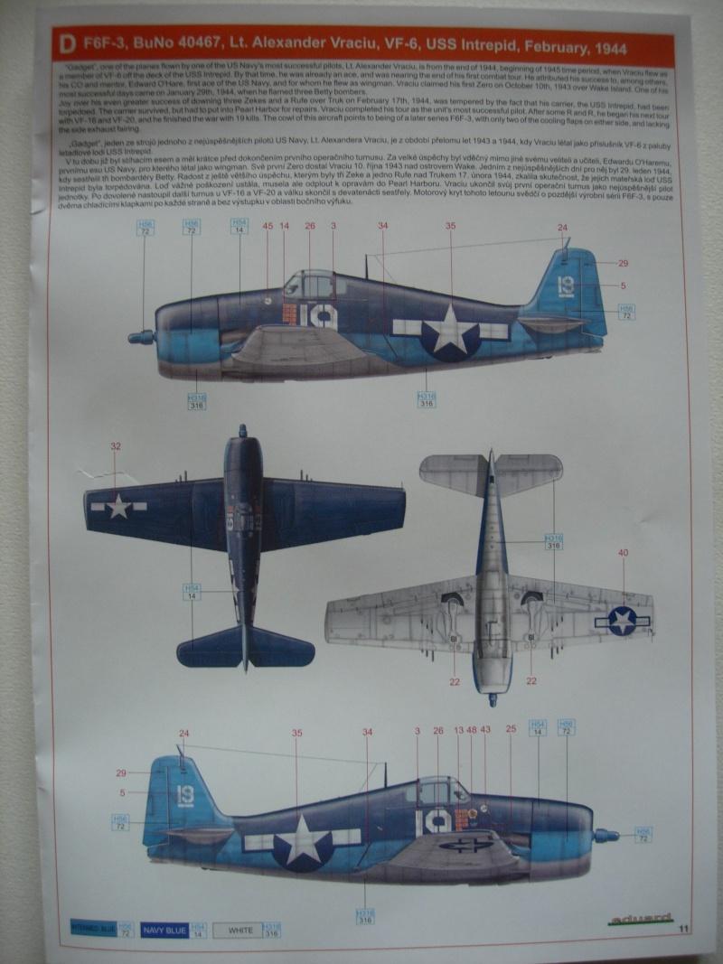 F6F-3 Hellcat - Eduard - 1/72 Dscn3872