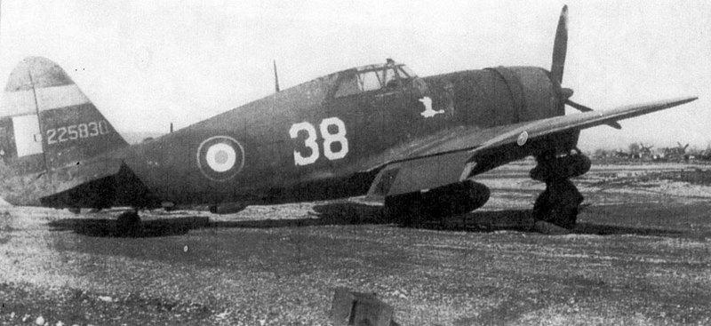 Hélices de P-47 Razorback. Lafaye10