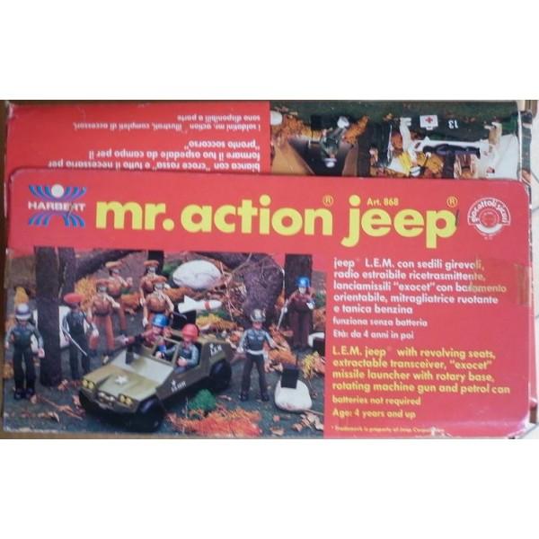 cerco notizie mr.action harbert 1614-310