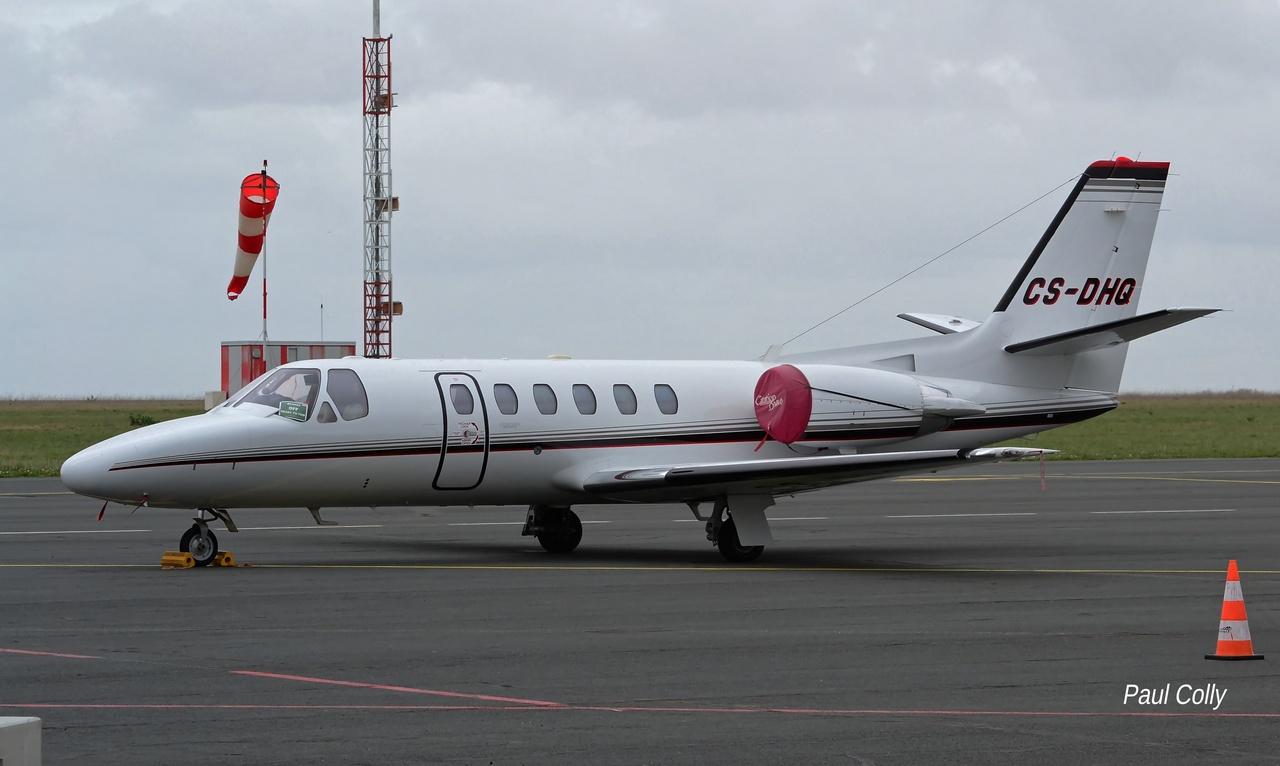 La Rochelle - Ile de Ré LFBH / LRH : Mars 2014 Cessna13