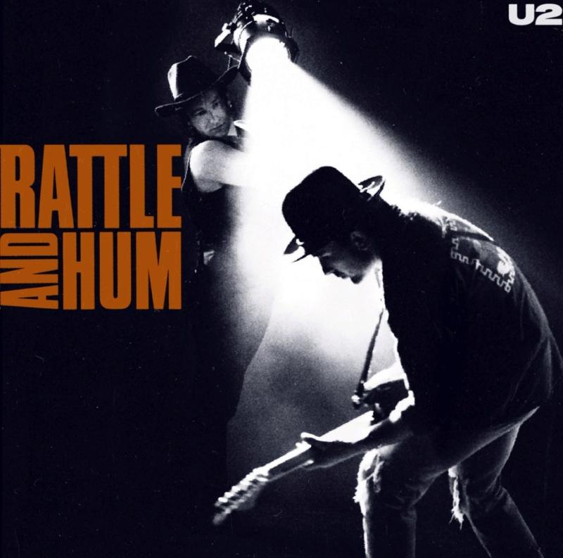 Cosa stiamo ascoltando in questo momento U2-rat10