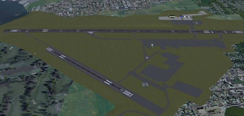 Aéroport de Rennes LFRN Captur20