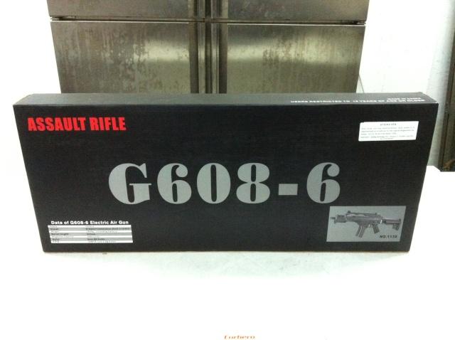 Vendo G36 con cargadores de M4 precio rebajado 90€ G36_111