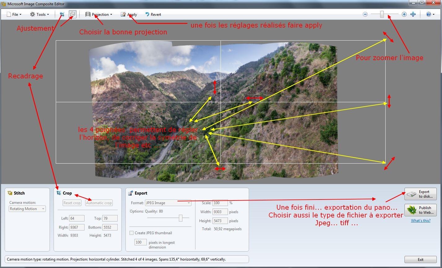 Cherche un logiciel facile pour panoramique! Icecap10