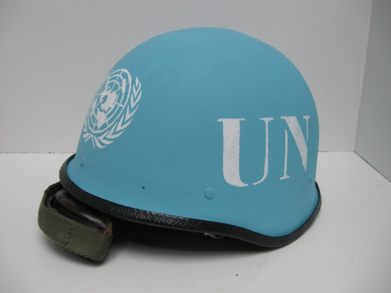 My UN French Helmets 16611