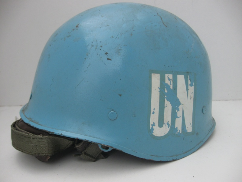My UN French Helmets 19101337