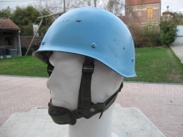 My UN French Helmets 210