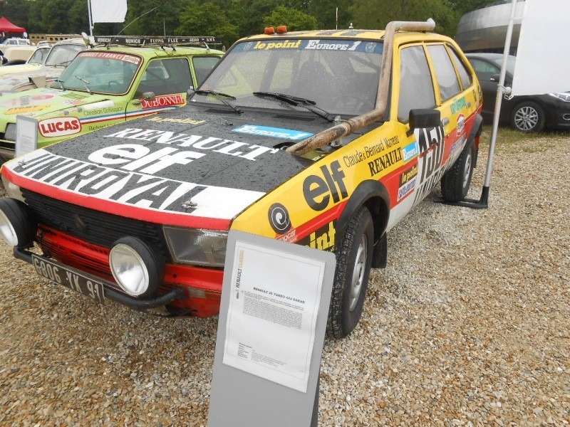 3 eme losange passion international et 30 ans de la Renault 25 - Page 2 00816
