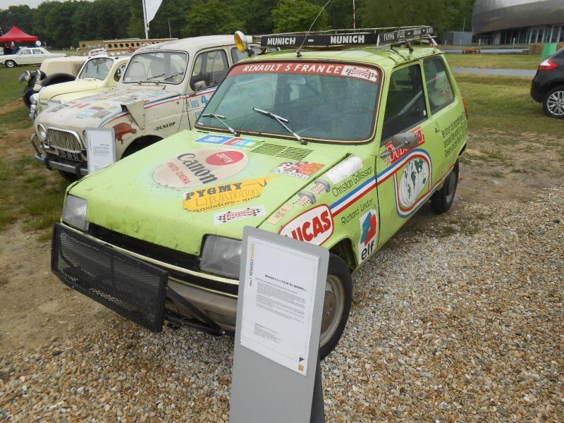 3 eme losange passion international et 30 ans de la Renault 25 - Page 2 00913