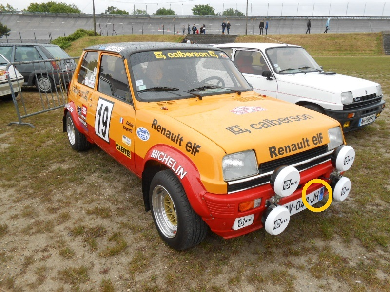 3 eme losange passion international et 30 ans de la Renault 25 - Page 2 0241110