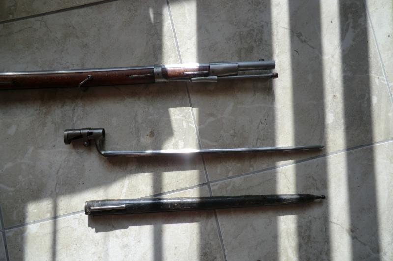 Quelques baïonnettes montées sur leurs armes - Page 2 Baaonn12