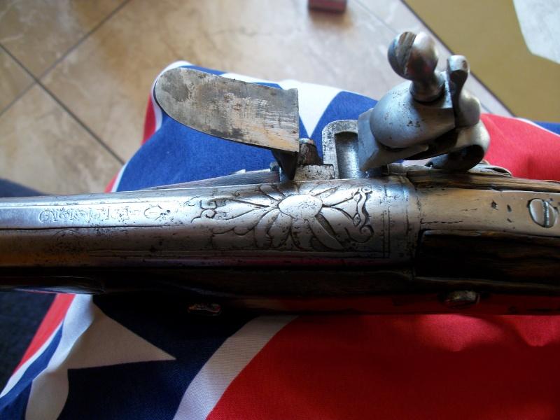 Un pistolet à silex Xvi_em11