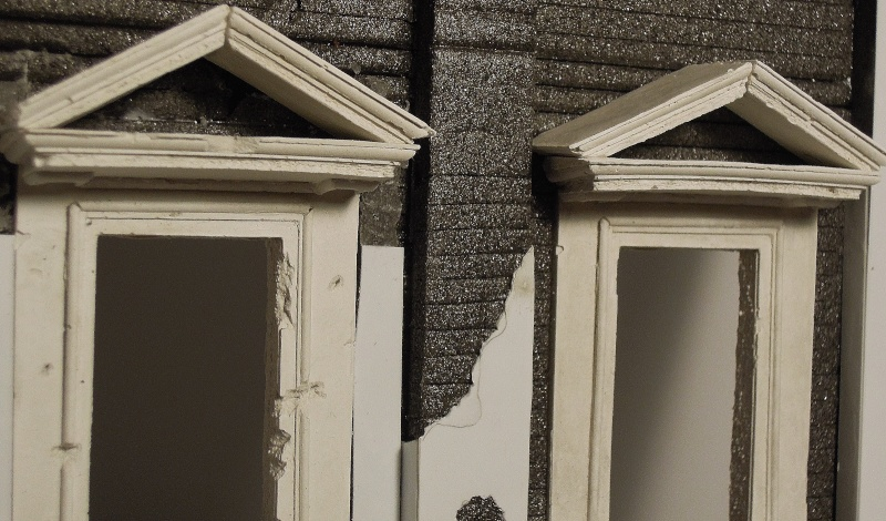 façade berlinoise scratch intégrale 1/35 Dscn6541