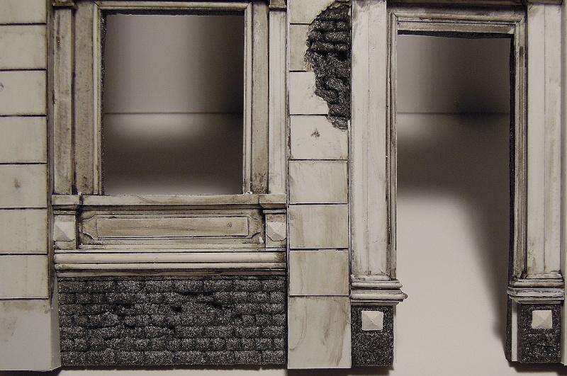 façade berlinoise scratch intégrale 1/35 Dscn6542