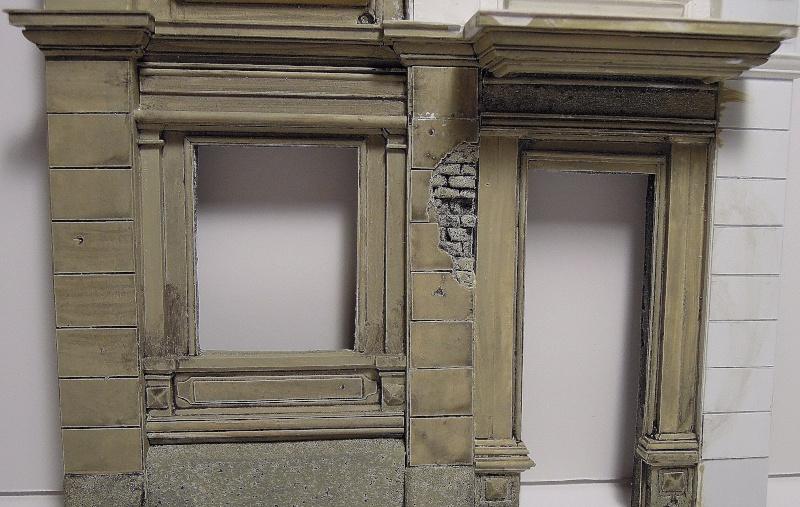 façade berlinoise scratch intégrale 1/35 Dscn6552