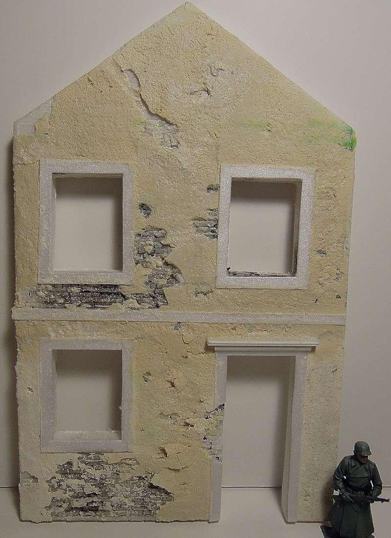 façade maison italienne sratch intégral 1/35  Dscn6554