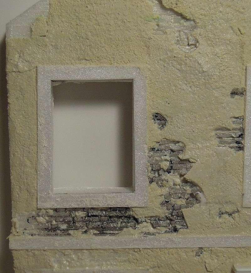 façade maison italienne sratch intégral 1/35  Dscn6555