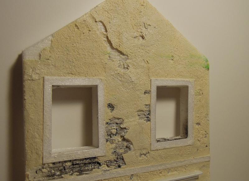 façade maison italienne sratch intégral 1/35  Dscn6558