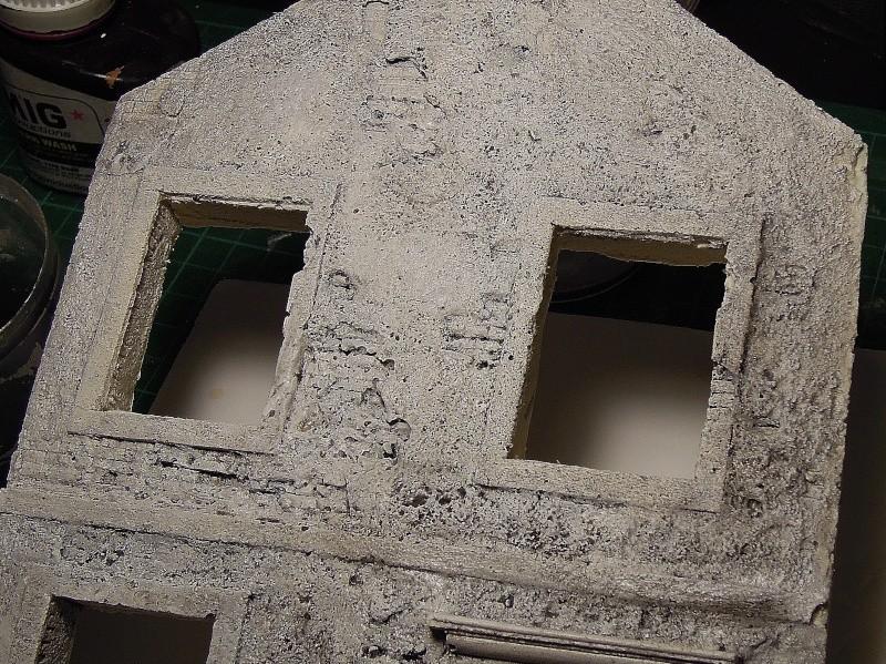 façade maison italienne sratch intégral 1/35  Dscn6562