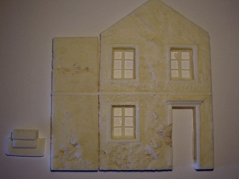 façade maison italienne sratch intégral 1/35  Dscn6565