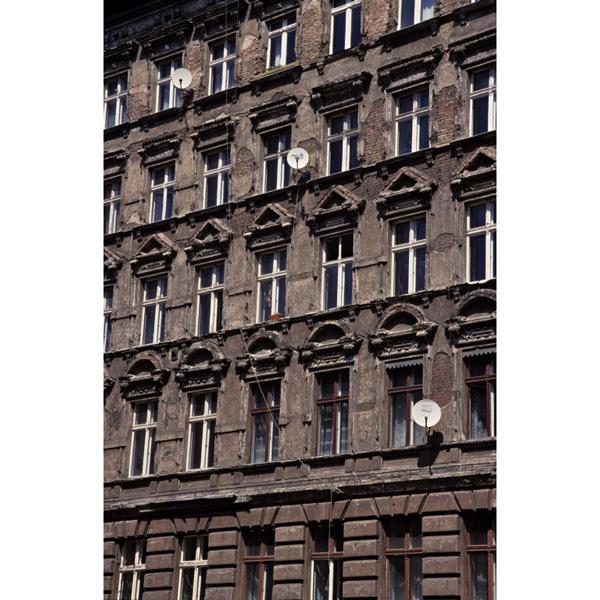 façade berlinoise scratch intégrale 1/35 Dyn00210