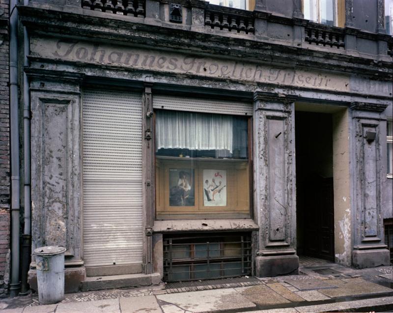 façade berlinoise scratch intégrale 1/35 Eastbe11