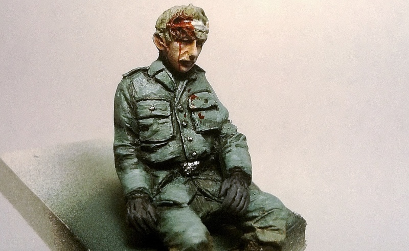 figurines diverses 1/35, whermacht, waffen SS, civil............  Wp_20134
