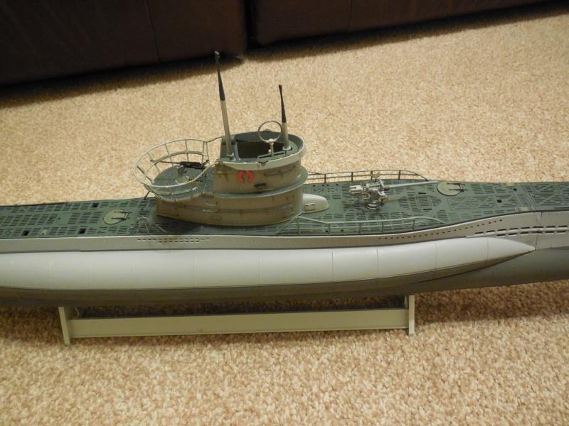 Revell 1:72 VIIC u-boat - Page 2 Dscn0912