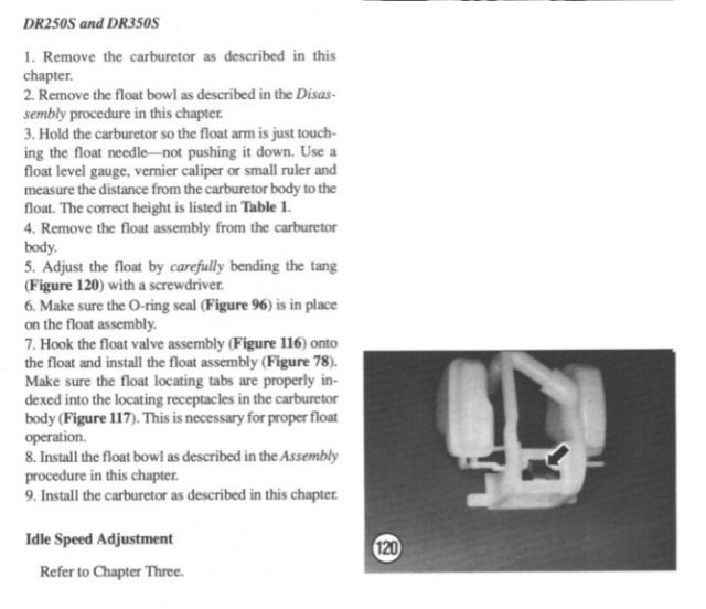 Carburazione grassa Scherm15